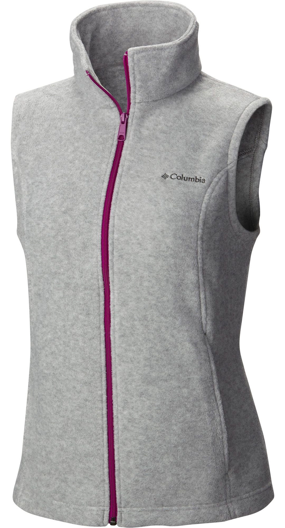 2d31f33c Columbia Women's Benton Springs Fleece Vest. noImageFound. Previous. 1. 2