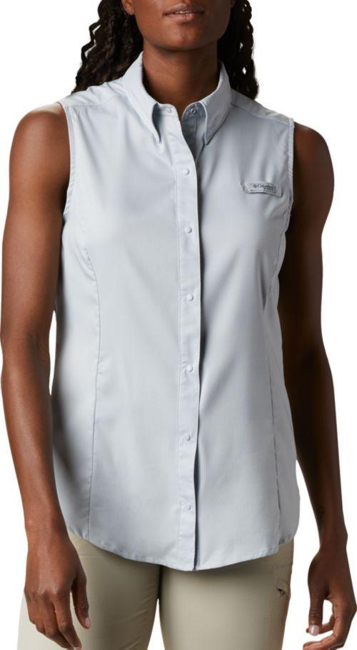 1221a0f666dc0e Columbia Women s PFG Tamiami Sleeveless Shirt. noImageFound. Previous