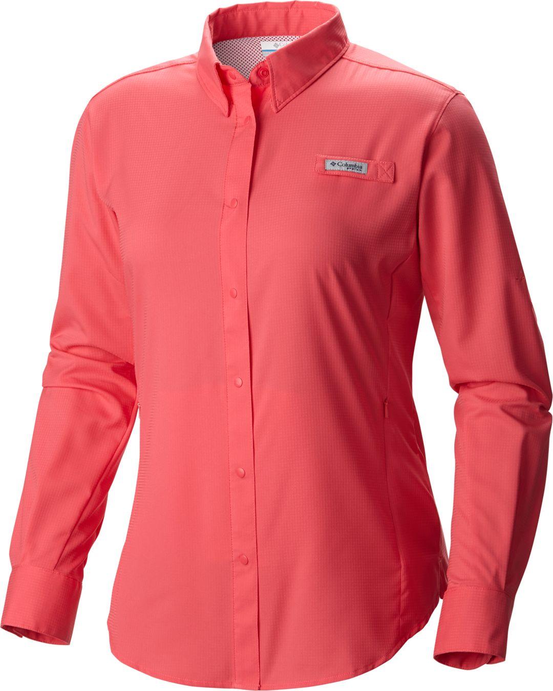 8e5c8ae7934 Columbia Women's PFG Tamiami II Long Sleeve Shirt | Field & Stream
