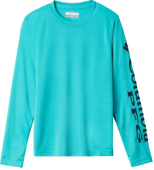 Columbia Youth PFG Terminal Tackle Long Sleeve Shirt product image