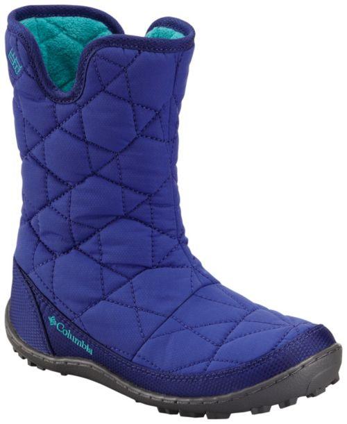 81376a8f09ba43 Columbia Kids  Minx Slip Omni-Heat 200g Waterproof Winter Boots ...