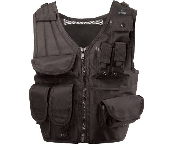 Crosman Elite Tactical Harness Airsoft Vest product image