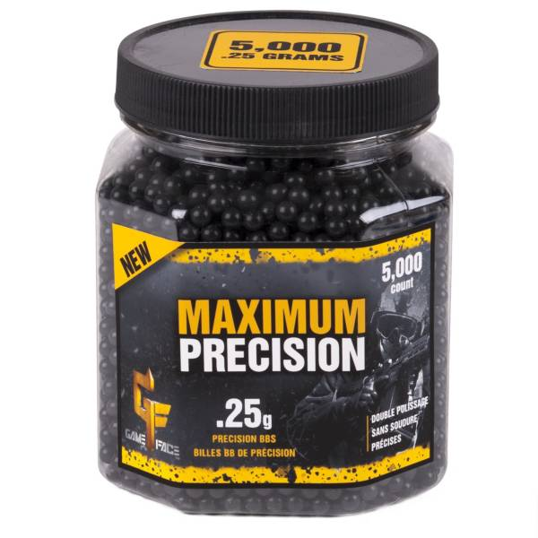 Crosman Airsoft Ultra Heavy BBs - 5000 Count product image