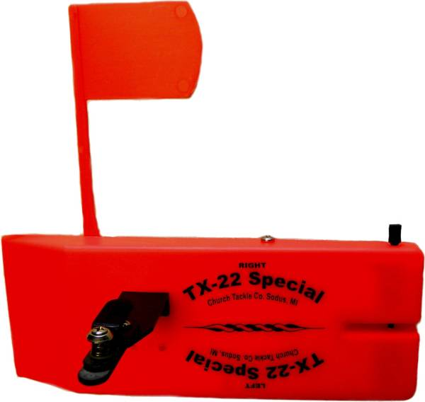 Church Tackle TX-22 Reversible In-Line Planer Board product image