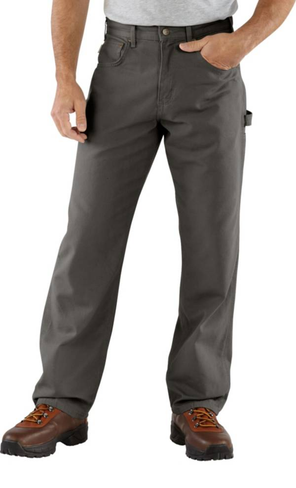 Carhartt Men's Canvas Carpenter Pants (Regular and Big & Tall) product image