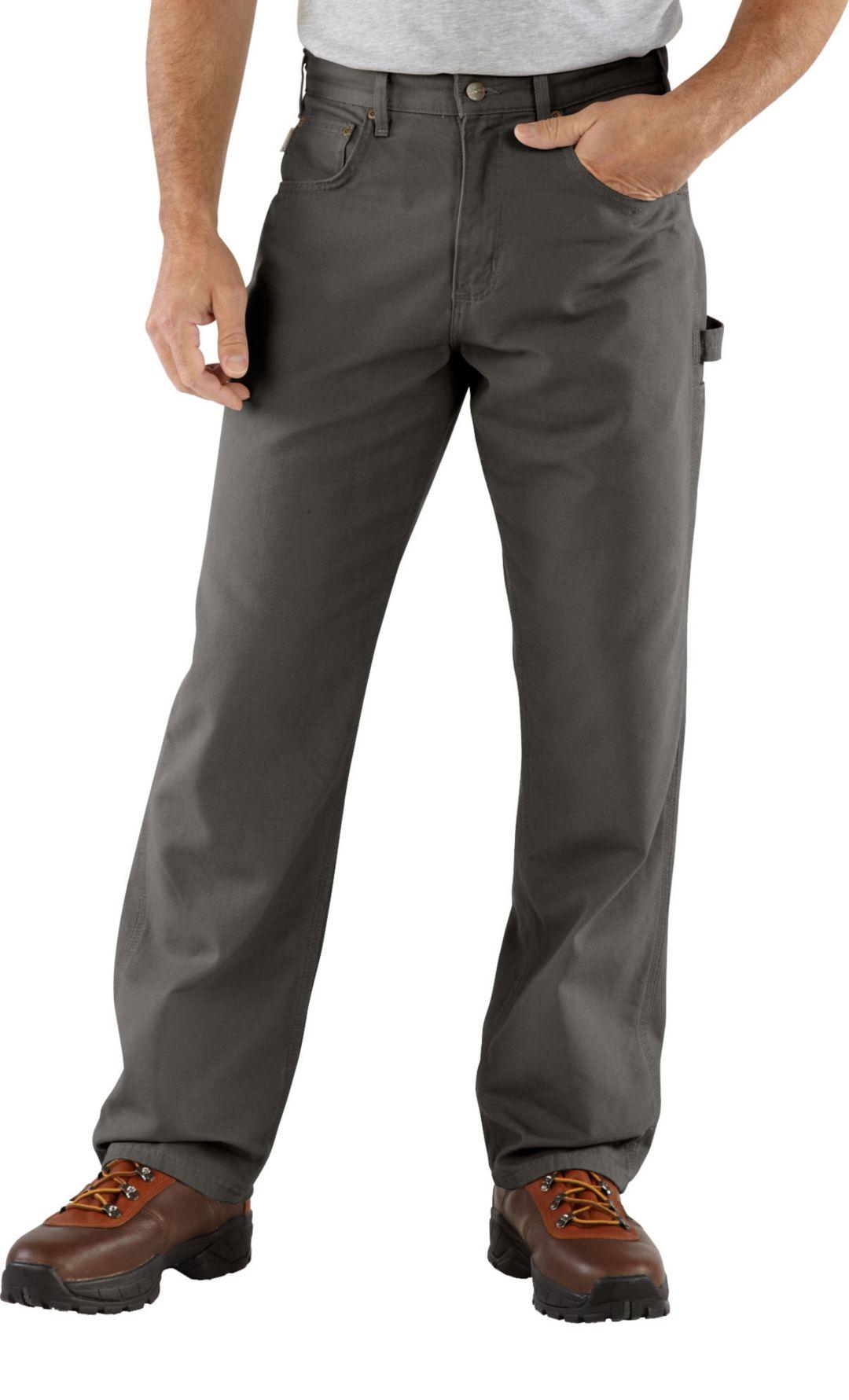 95b3e475bc Carhartt Men's Canvas Carpenter Jeans | DICK'S Sporting Goods