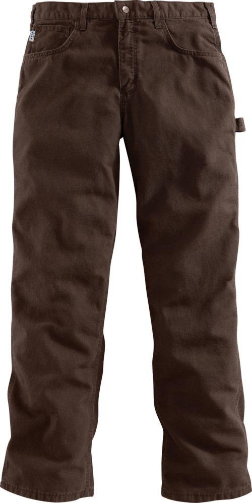 b1775e50fac7 Carhartt Men s Flame Resistant Canvas Jeans. noImageFound. 1