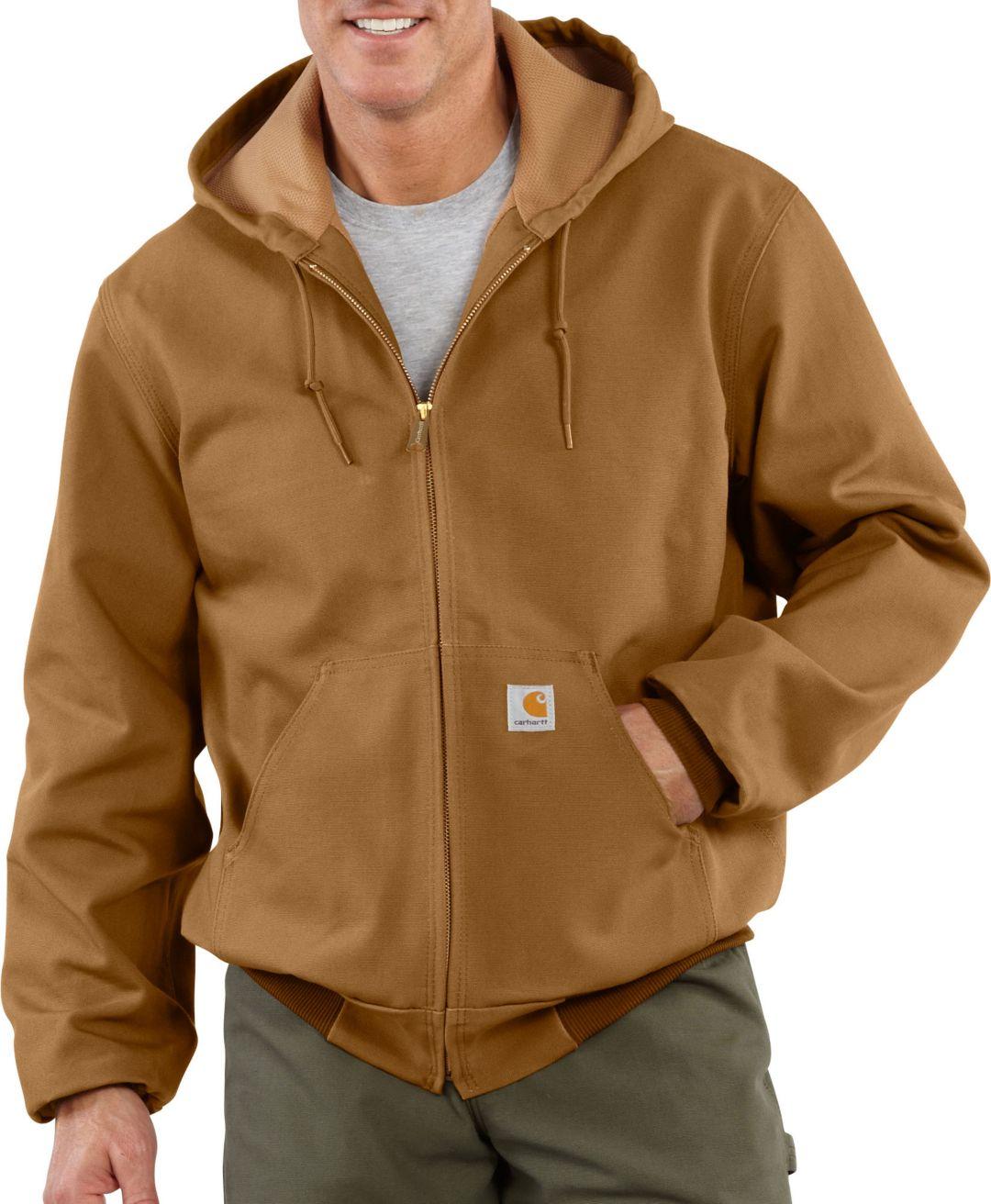 e362e49a8 Carhartt Men's Duck Active Jacket