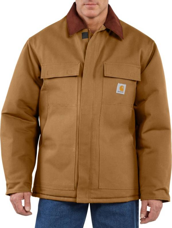 Carhartt Men's Traditional Arctic Quilt-Lined Duck Coat product image
