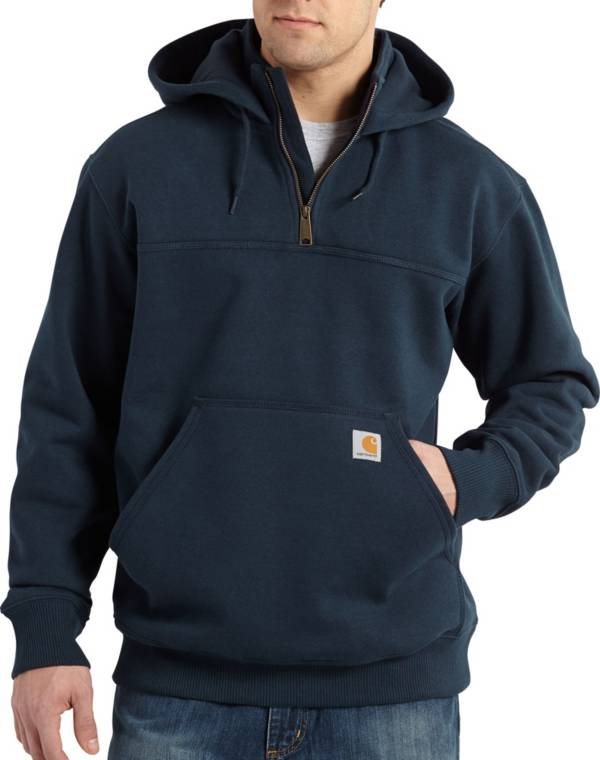 Carhartt Men's Paxton Heavyweight Mock Zip Hoodie (Regular and Big & Tall) product image