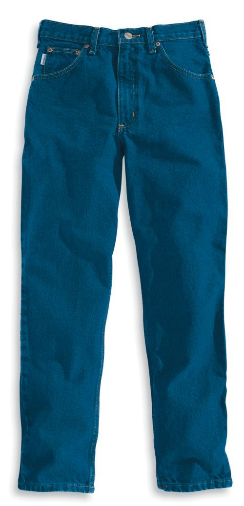 9869643c19f Carhartt Men s Relaxed Fit Tapered Leg Jeans