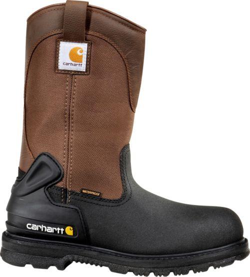486745fed8ad Carhartt Men s 11   Mud Wellington Waterproof Steel Toe Work Boots.  noImageFound. 1