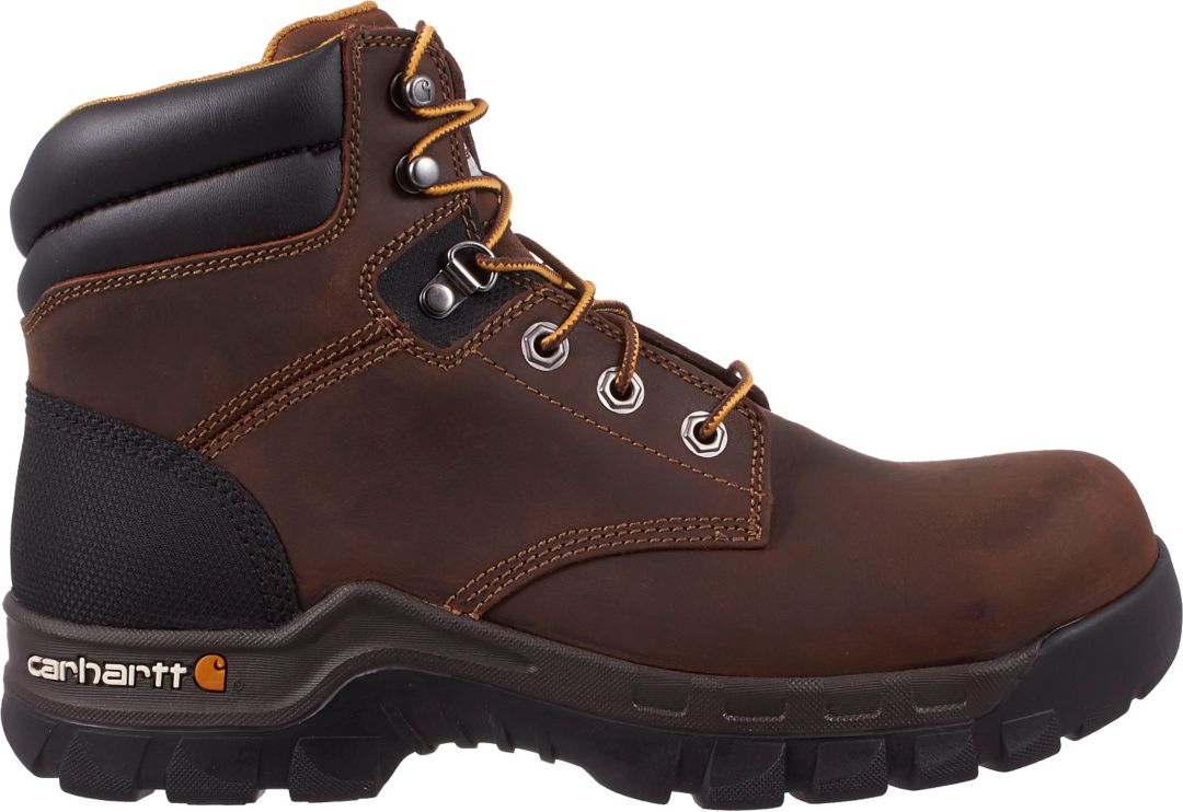 a7ce78e4dde Carhartt Men's Rugged Flex 6'' Composite Toe Work Boots