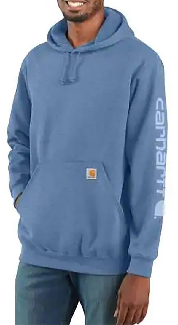 Carhartt Men's Midweight Sleeve Logo Hoodie product image