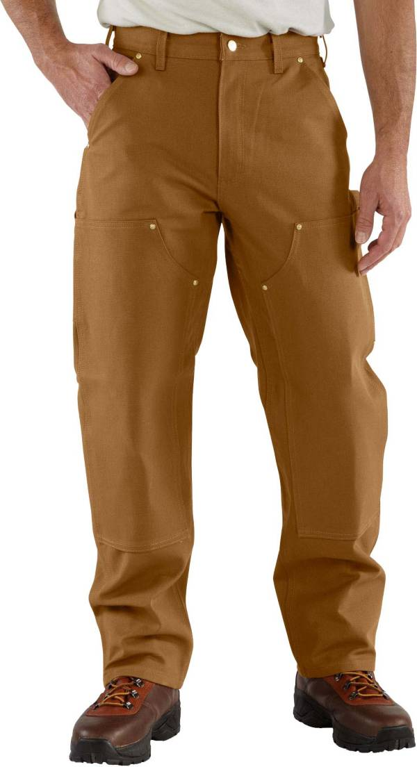Carhartt Men's Firm Duck Double Knee Work Pants (Regular and Big & Tall) product image