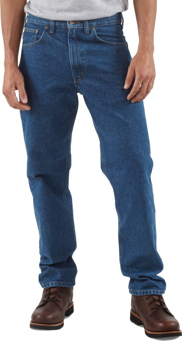 Carhartt Men's Traditional Fit Tapered Leg Jeans (Regular and Big & Tall) product image