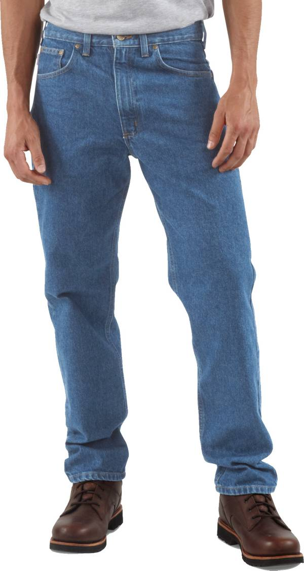 Carhartt Men's Traditional Fit Tapered Leg Jeans product image