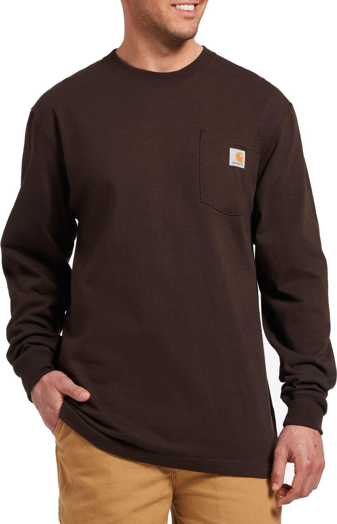 937dc201b Carhartt Men's Workwear Long Sleeve Shirt. noImageFound. Previous. 1. 2. 3
