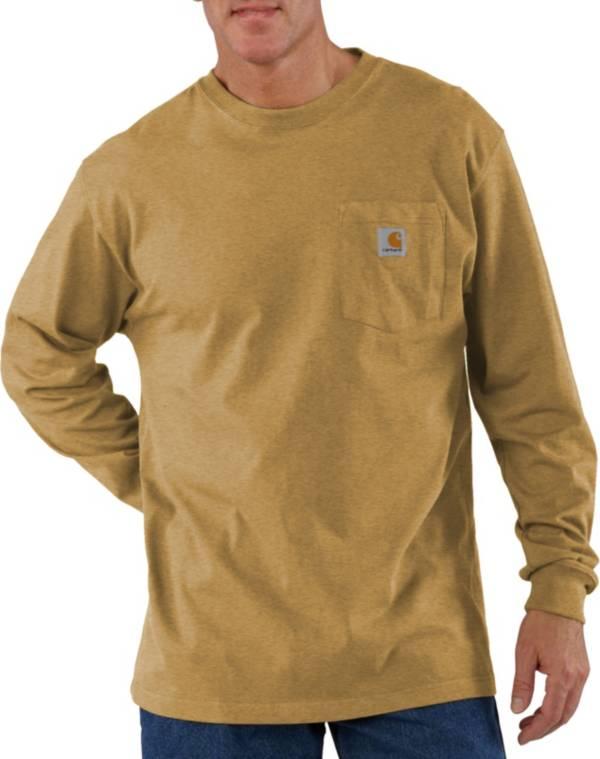 Carhartt Men's Workwear Long Sleeve Shirt (Regular and Big & Tall) product image