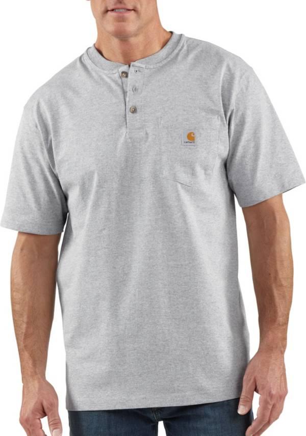 Carhartt Men's Workwear Henley T-Shirt (Regular and Big & Tall) product image