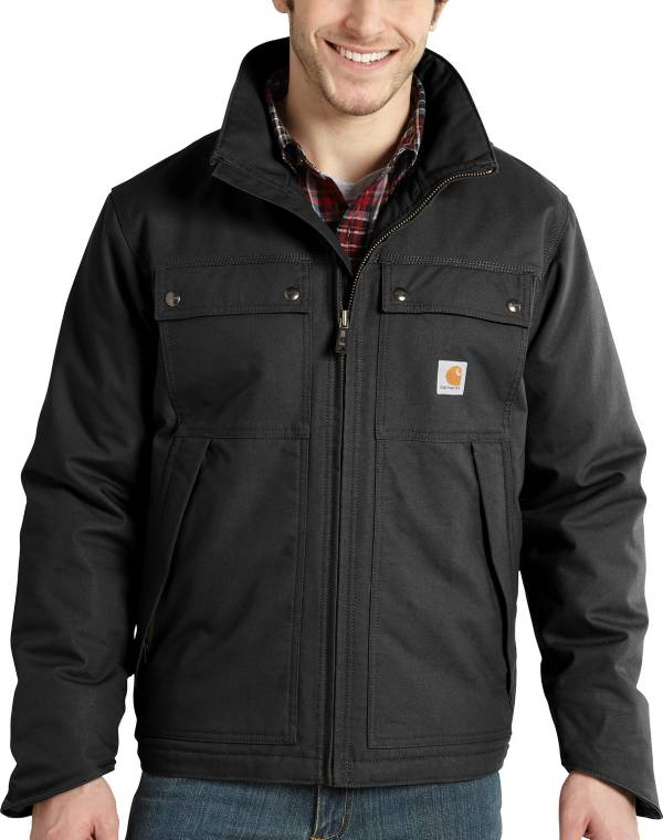 Carhartt Men's Quick Duck Jefferson Traditional Jacket product image