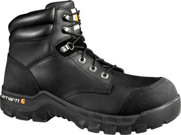 "Carhartt Men's Rugged Flex 6"" Composite Toe Waterproof Work Boots product image"