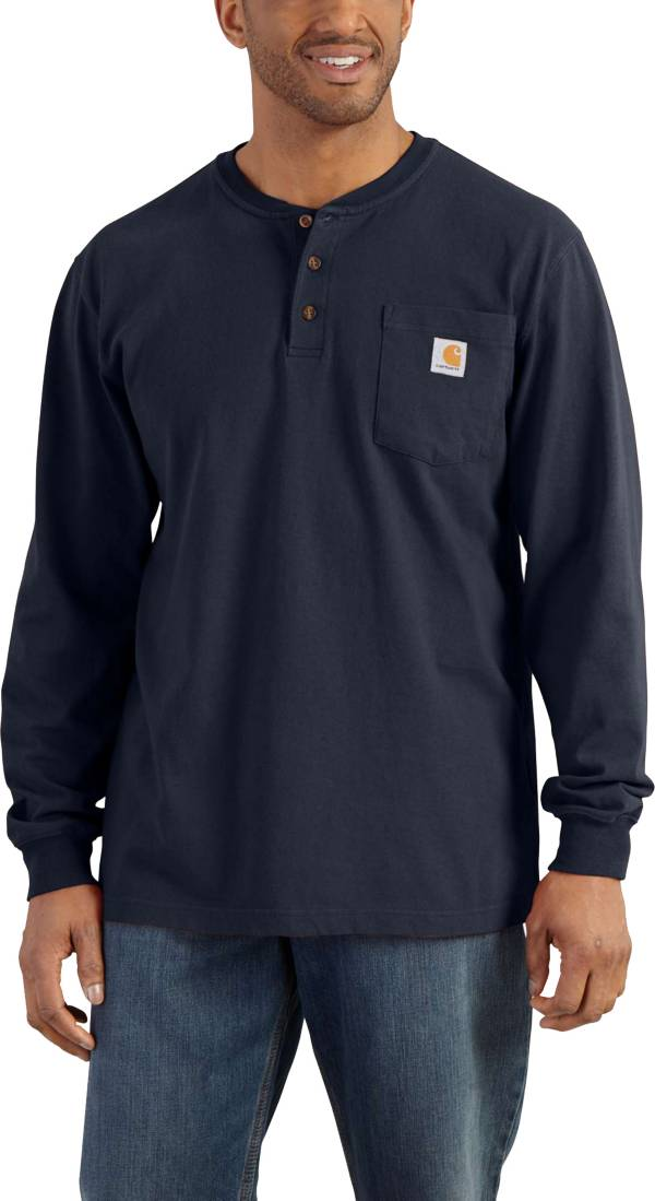 Carhartt Men's Workwear Henley Shirt product image