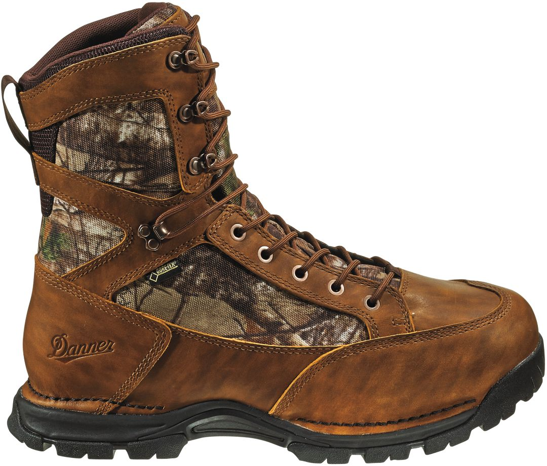 "dfeb1865199 Danner Men's Pronghorn 8"" Realtree Xtra GORE-TEX 400g Field Hunting Boots"
