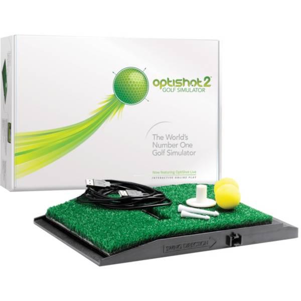 OptiShot 2 SwingPad Golf Simulator product image