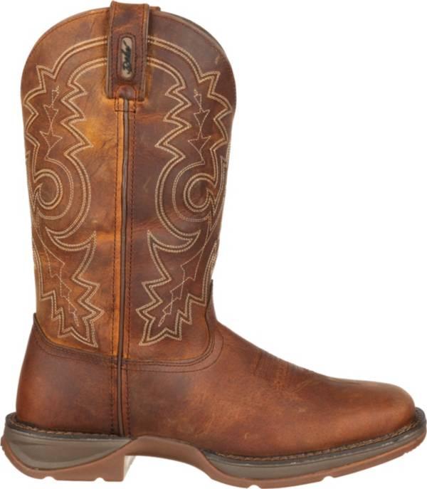 Durango Men's Rebel Pull-On Steel Toe Work Boots product image