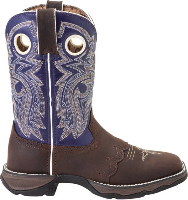 Durango Women's Lady Rebel Saddle-Lace Western Work Boots product image