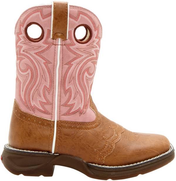 """Durango Kids' Saddle 8"""" Western Boots product image"""
