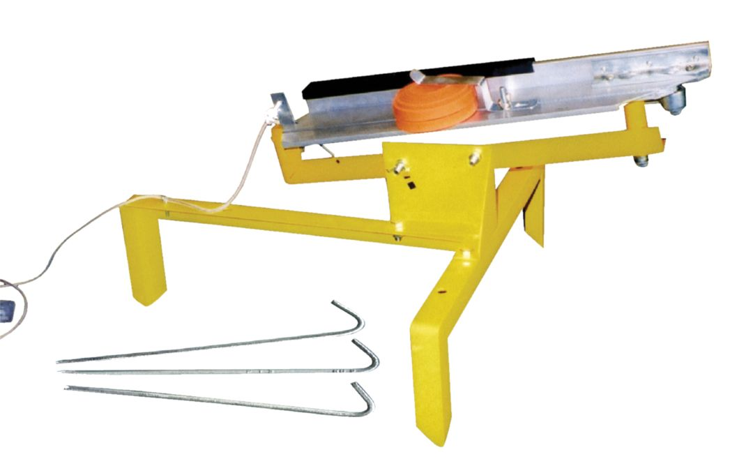 Do-All Competitor Clay Target Thrower