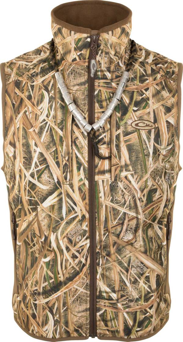 Drake Waterfowl Men's Windproof Layering Vest product image