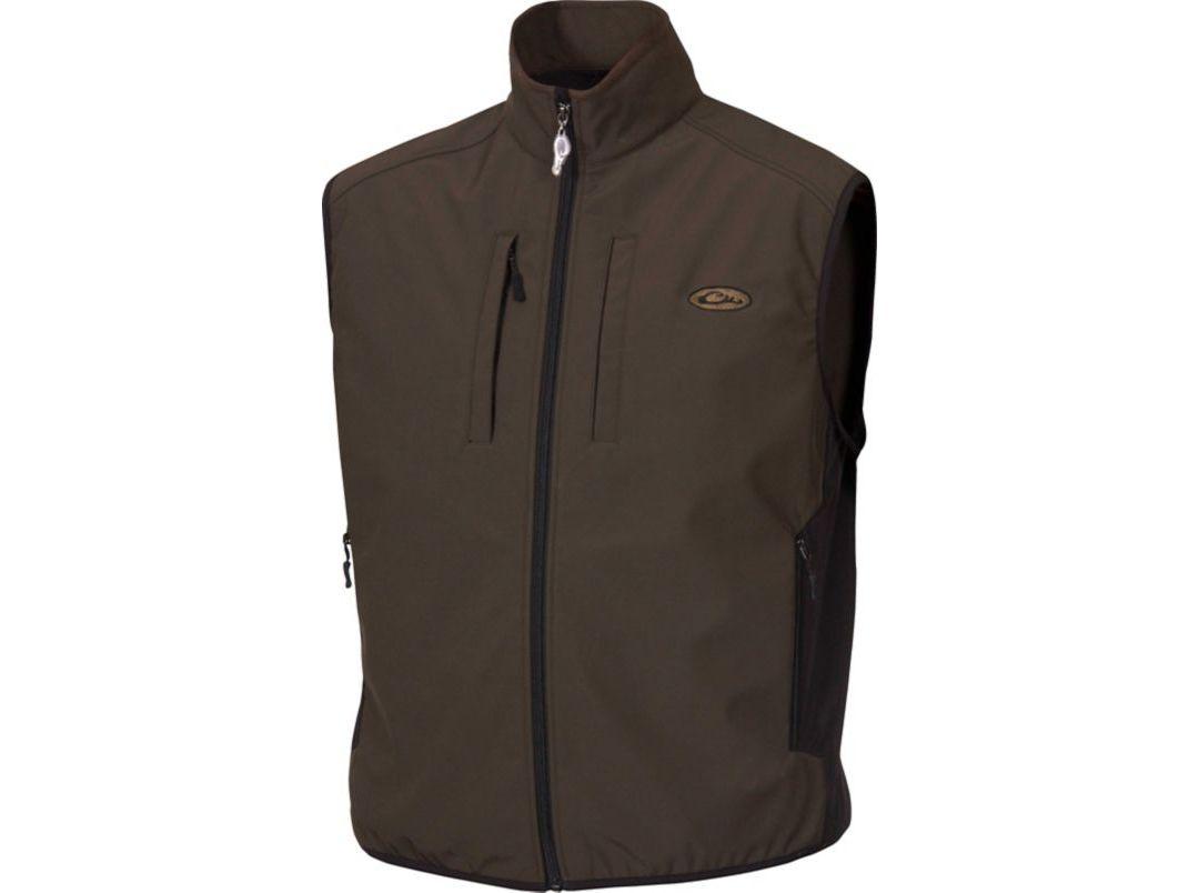794cf8add10ba Drake Waterfowl Men's MST Windproof Layering Vest | DICK'S Sporting ...