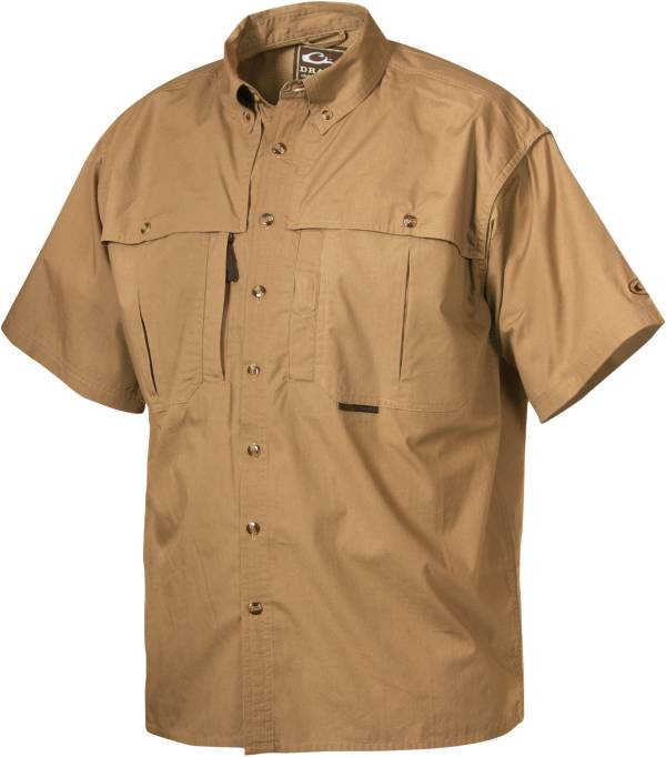 Drake Waterfowl Men's Wingshooter's Short Sleeve Shirt product image