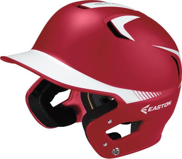 Easton Senior Z5 Grip Two-Tone Baseball Batting Helmet product image
