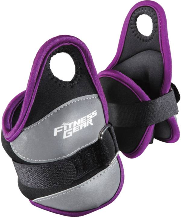 Fitness Gear 1.5 lb Comfort Wrist Weights – Pair product image