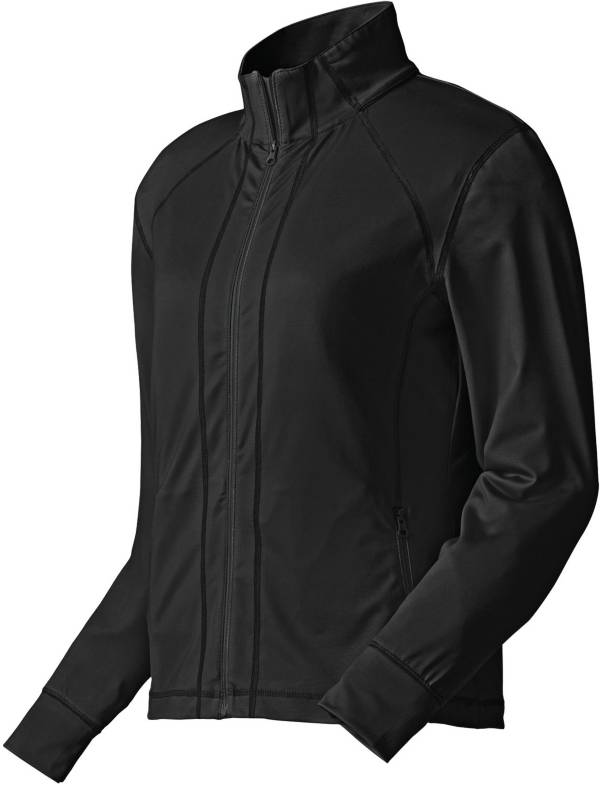 FootJoy Women's Full-Zip Performance Mid Layer Golf Jacket product image