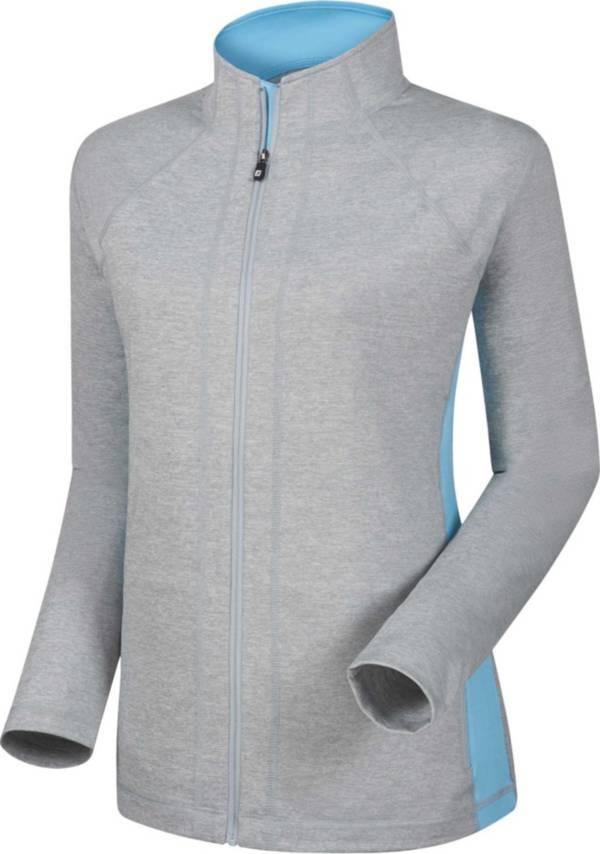 FootJoy Women's Full-Zip Performance Mid Layer Golf Jacket product image