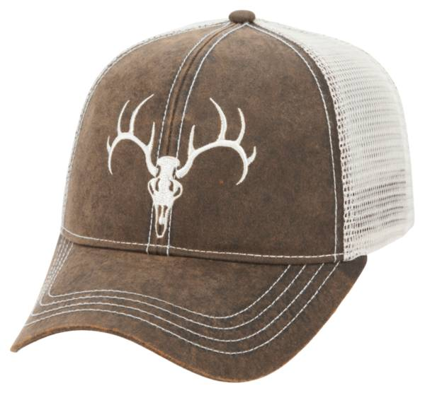 Field & Stream Men's Waxed Skull Mesh Hat product image