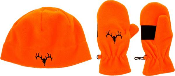 Field & Stream Youth Hunting Skull Beanie and Glove Combo product image
