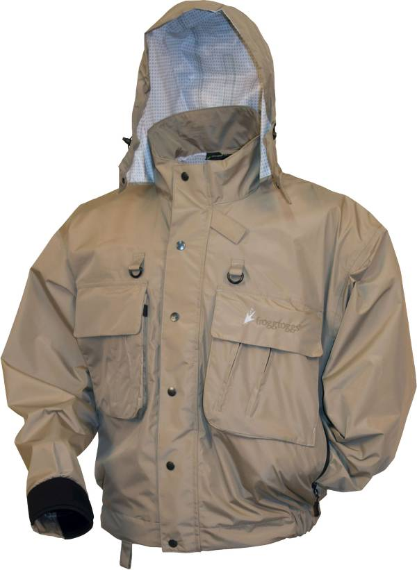 frogg toggs Men's Hellbender Fly and Wading Jacket product image