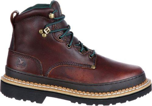 806548e5716d85 Georgia Boot Men s Giant Steel Toe Work Boots
