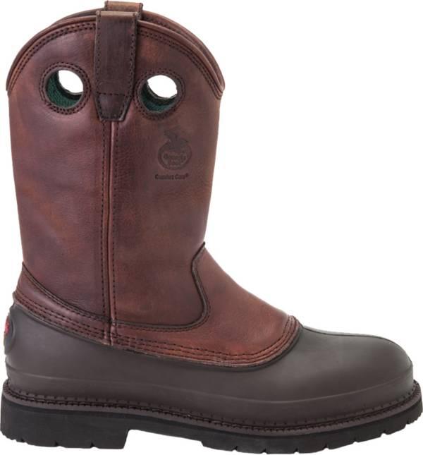 Georgia Boot Men's Muddog Pull-On Steel Toe Work Boots product image