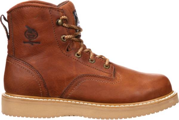 Georgia Boot Men's Wedge Steel Toe Work Boots product image