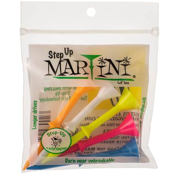 """Martini Step Up 3.25"""" Golf Tees – 5-Pack product image"""