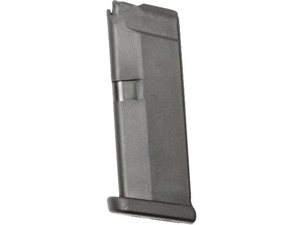 Glock G43 9mm Black Polymer Magazine – 6 Rounds product image