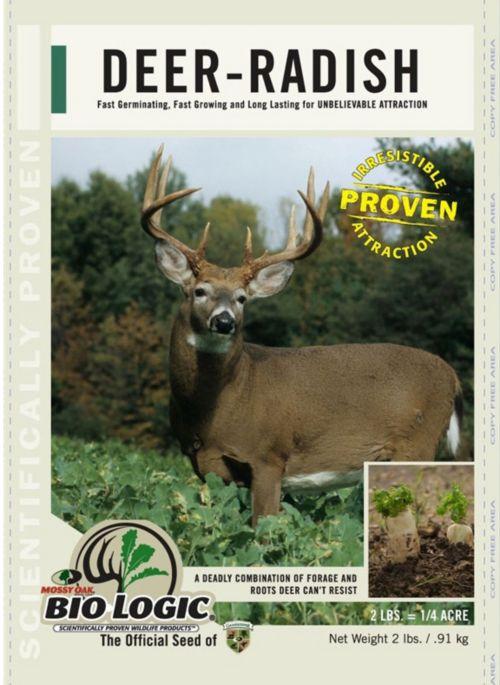 Biologic Deer Radish Food Plot Seed Noimagefound Previous