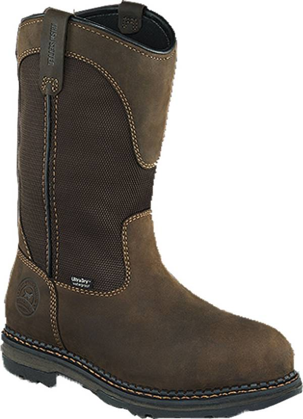 "Irish Setter Men's 11"" Pull-On Waterproof Aluminum Toe Work Boots product image"